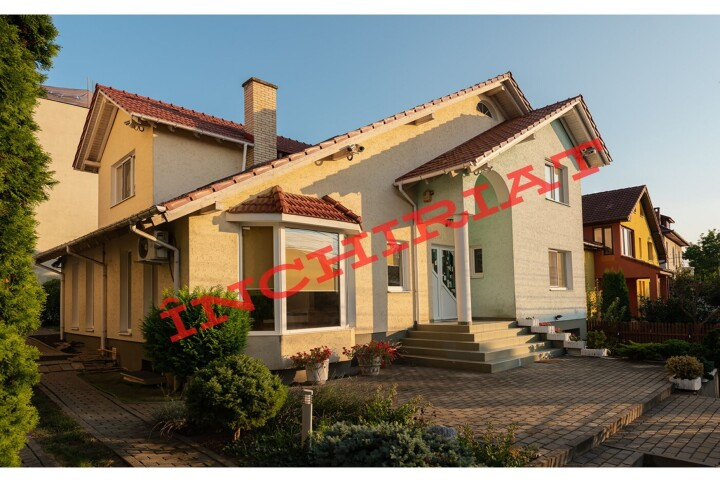 Spectacular villa for rent, near Botanical Garden, Cluj 1